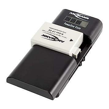 Ansmann Powerline Vario - Cargador Universal para baterías de cámaras (AA/AAA)