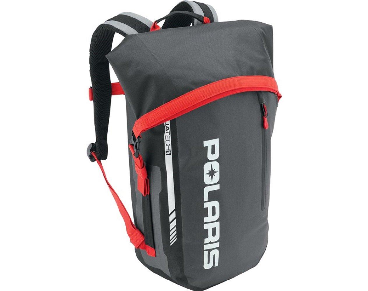 OEM Polaris Ogio Off Road Black & Red Waterproof Backpack Hiking, Trail Riding