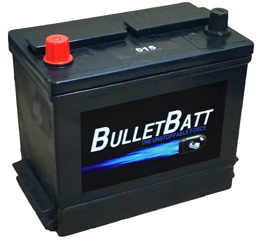 eXODA Cavo da Batteria 100cm Cavo di Alimentazione da 50 mm/² in Rame con estremit/à ad Anello M10 Nero 12V Cavo da Auto