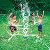 Unbranded New Banzai Geyser Blast Sprinkler Kids Water Fun Summer Outdoor Birthday Gift