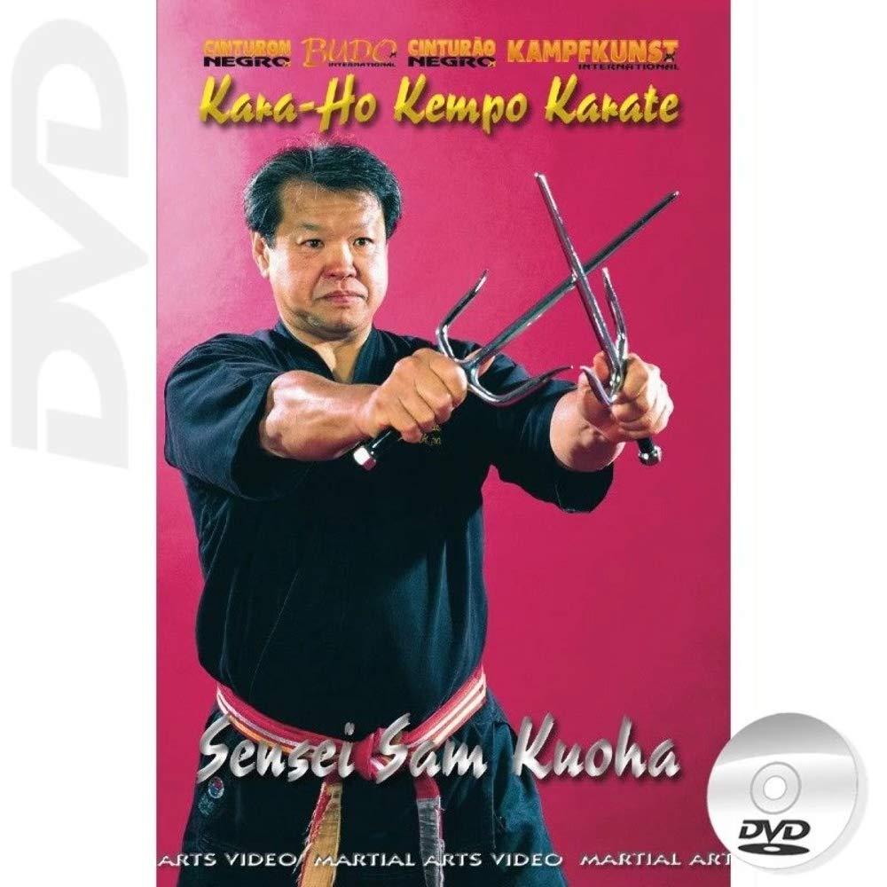 Kara-Ho Kempo Karate DVD by Sam Kuoha by Budo International