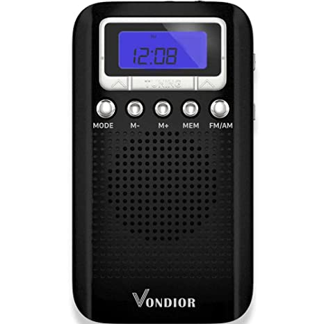 Review AM FM Digital Portable