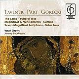 Classical Music : Tavener Part Gorecki