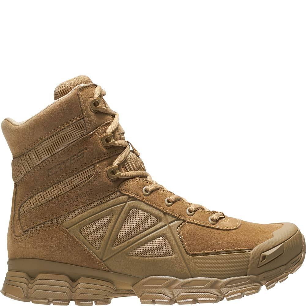 Bates Men's Velocitor Waterproof Fire and Safety Boot, Olive Mohave, 7 Extra Wide US by Bates