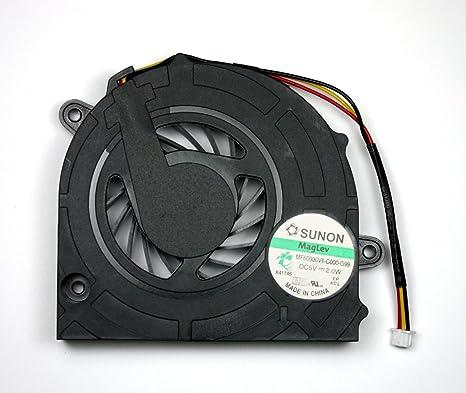Power4Laptops 15.6 Pulgadas Modelo Ventilador para Ordenadores ...