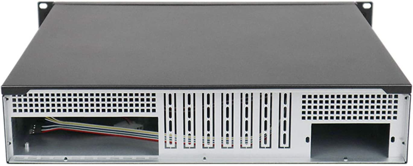 JINDIAN 2u Power Control Chassis//Seven Slots//Case//IoT Chassis//Empty Chassis
