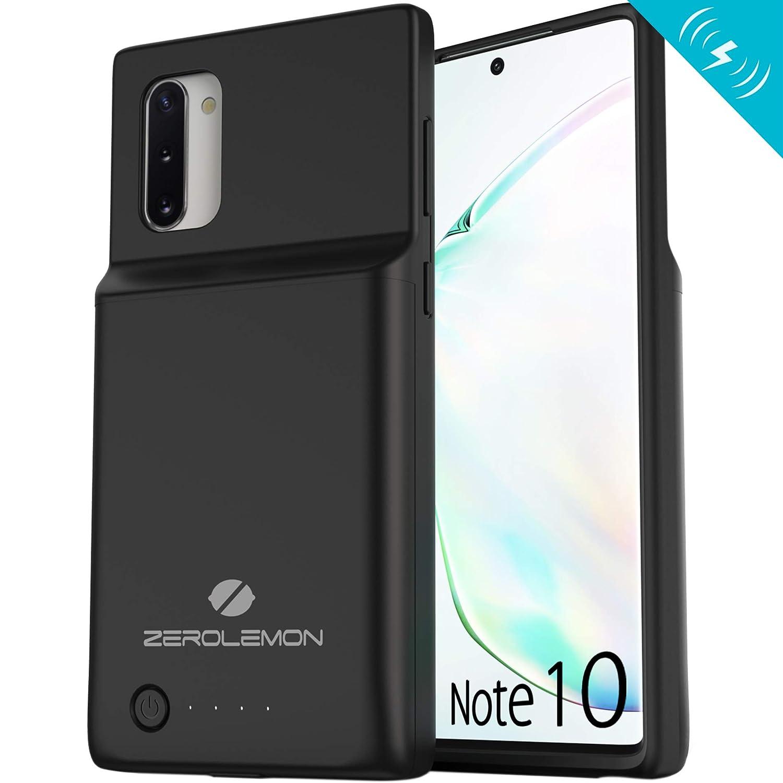 Funda Con Bateria 5000 Mah Para Samsung Note 10, Zerolemon