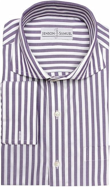 Jenson Samuel Shirts - Camisa formal - Cutaway - para hombre ...
