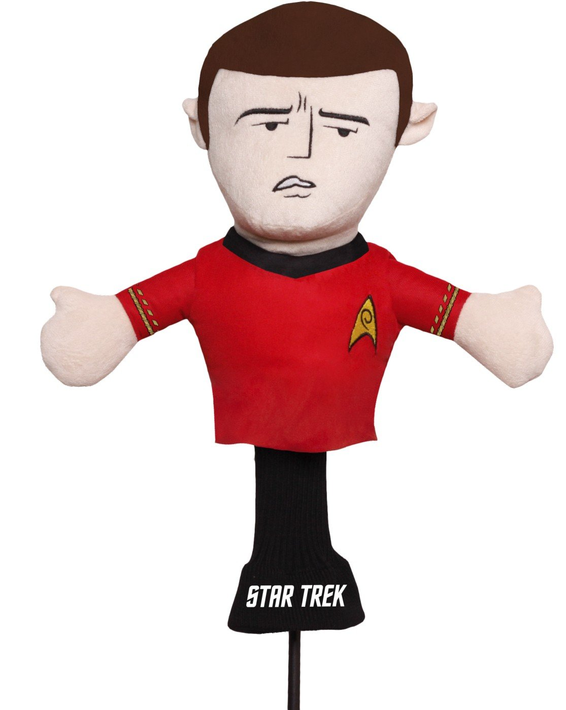 Creative Covers for Golf Star Trek Chief Engineer Scotty Club Head Covers