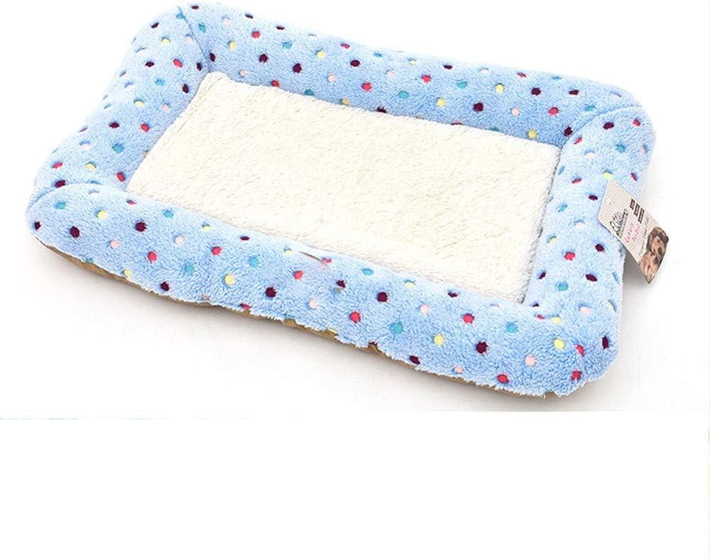 FANQIECHAODAN 水玉ペットマット犬小屋、ベッド、床の上の防湿ペットマット、猫マット猫のトイレ四季のユニバーサル