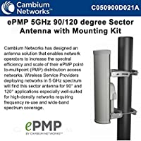 Cambium ePMP Sector Antenna 5GHz for 90/120 degrees with Mounting Kit