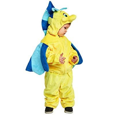 Baby Flounder Costume, Size Infant 6-12 Months: Clothing