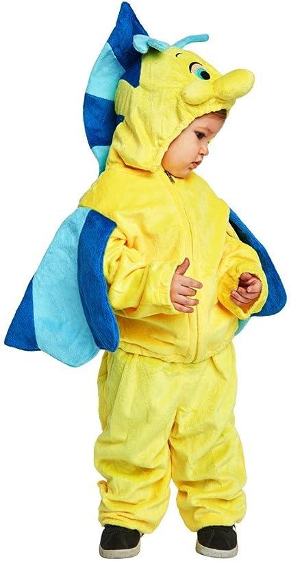 FunFill Bebé Flounder disfraz, tamaño infantil 6 – 12 meses ...