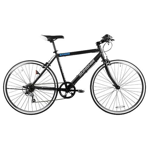 これからクロスバイクを始めたい方にピッタリなお手頃モデル。タイヤサイズも少々分厚めで安定感抜群。6段変速装備と窪みのついたサドルは長時間のサイクリングも快適に。クロスバイクの楽しさを味わいたいなら、まずコレ!
