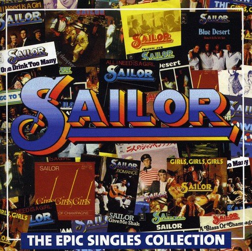Sailor - The Epic Singles Collection   Sailor - Zortam Music