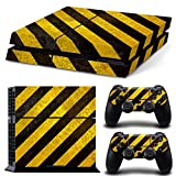 Chickwin PS4 Vinyl Skin Full Body Cover Sticker Decal For Sony Playstation 4 Console & 2 Dualshock Controller Skins (Beauty)
