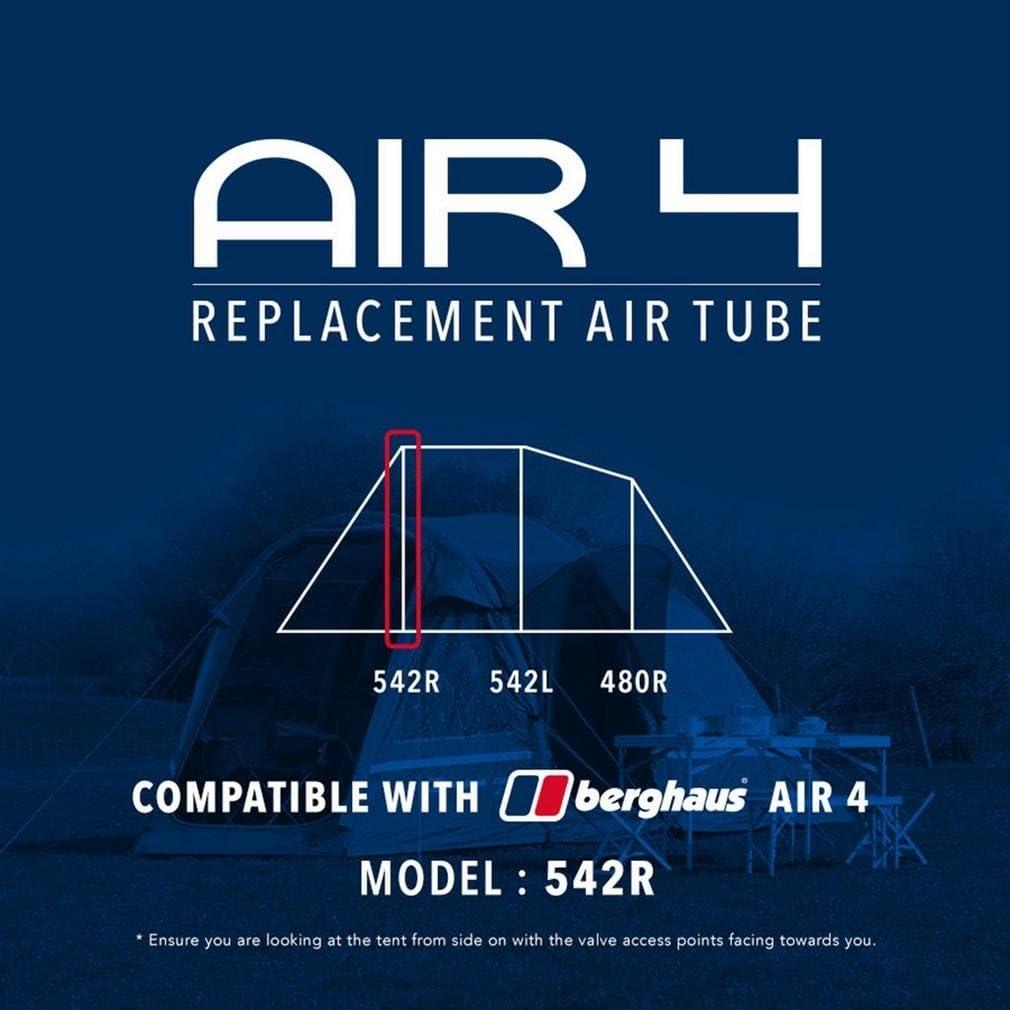 Berghaus Replacement Air Tube 542R