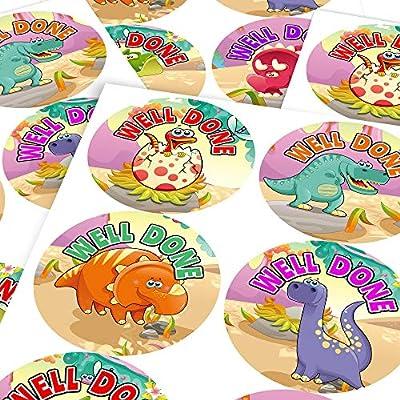 Children Teachers Parents Graphic Flavour Cute Potty Training Animals Reward Sticker Labels 6 Stickers @ 9.5cm