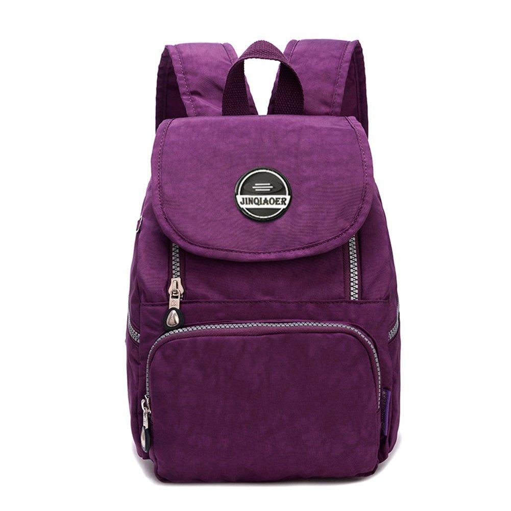 5354b66d6ece LifeWheel Womens girls Waterproof Mini Backpack Nylon Bags Daypacks  Schoolbag Rucksacks