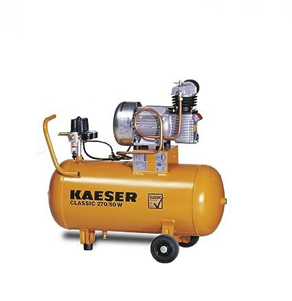 Classic Kaeser 270/50 W profesional compresor de aire comprimido