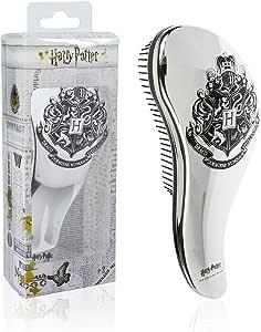 Regalos De Harry Potter Para Niñas | Cepillo Innovador Para Todo Tipo De Cabellos | Accesorios De Belleza Desenredantes Para Mujeres | Producto Oficial Presentado En Caja de Presentación