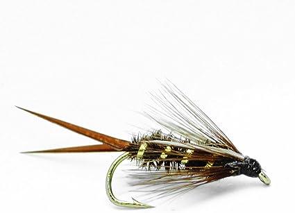 Hand Made Hand Tied Fishing Fly Flies Single Lots of 5 /& 10 flies