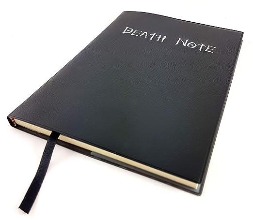 Diario - Agenda - Death Note - cuaderno de la Muerte - pluma ...