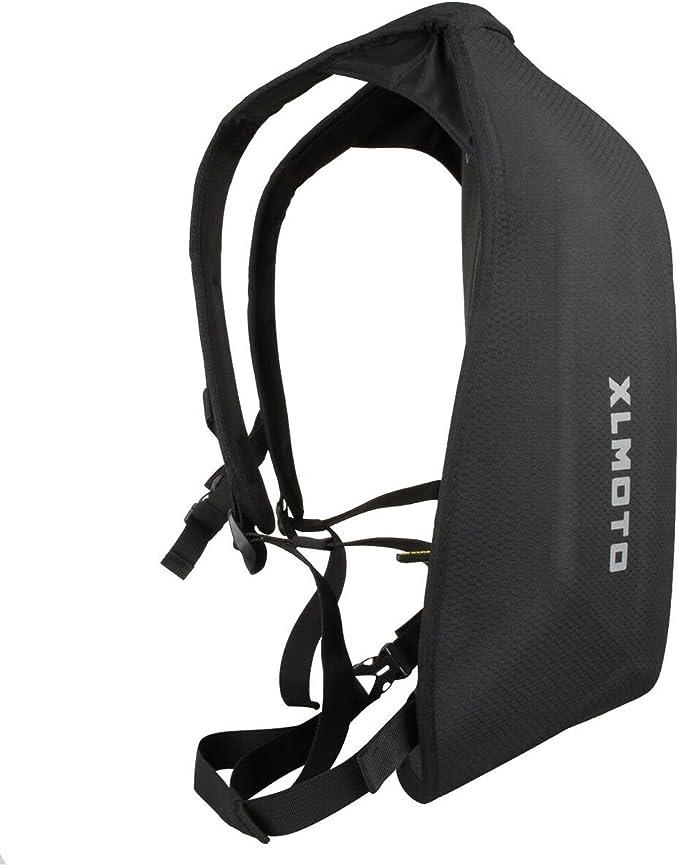 Rucksack Xlmoto Slipstream Wasserabweisend 24l Schwarz Bekleidung