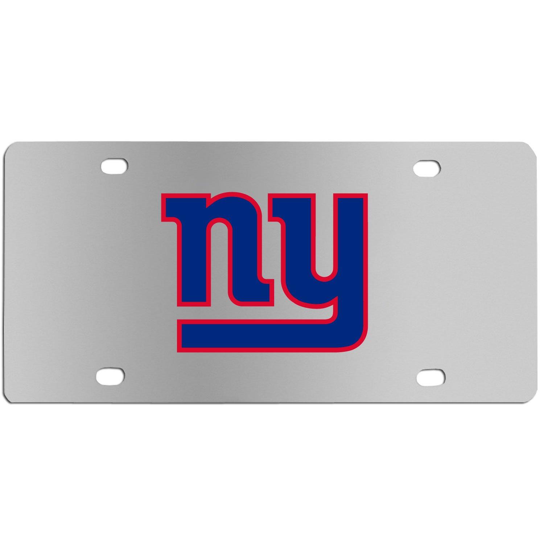 Siskiyou NFL Unisex Steel License Plate