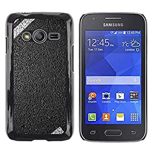 LECELL--Funda protectora / Cubierta / Piel For Samsung Galaxy Ace 4 G313 SM-G313F -- Road Freedom Car Petrol Head --