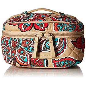 Vera Bradley Iconic Jewelry Case, Desert Floral +. Power, One Size