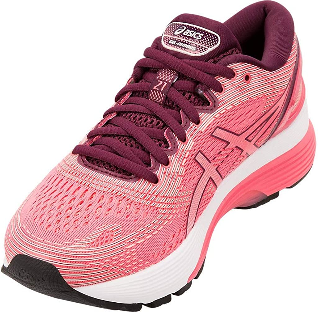| ASICS Women's Gel-Nimbus 21 Running Shoes | Road Running