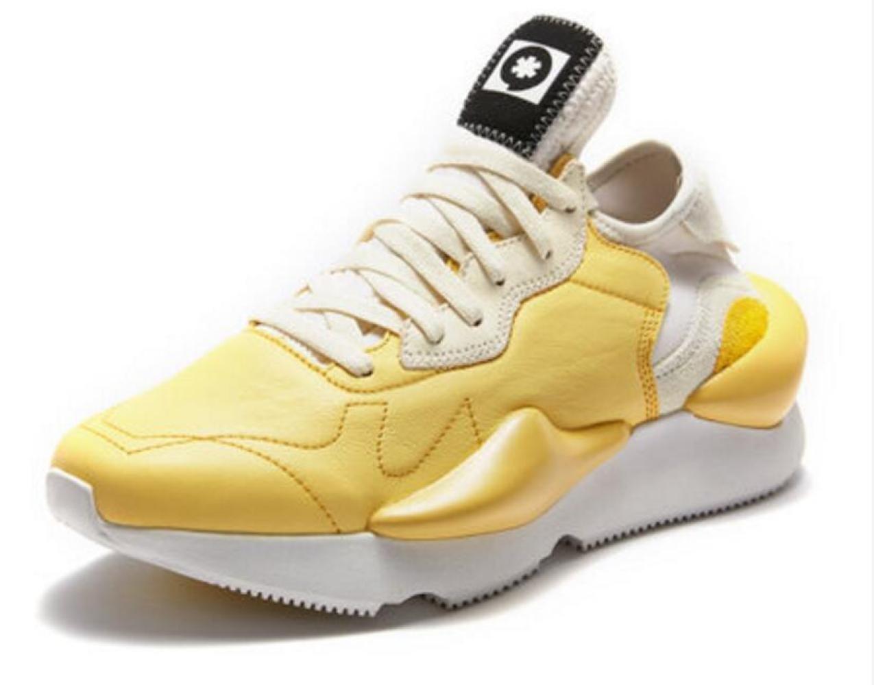 ZFNYY Zapatos para los 5007 Aumentar la Altura B015OE0RZY de los Hombres  Zapatos para Correr Deportivos universitarios Suela Gruesa Juvenil Yellow  29ec914 221b5733aba4