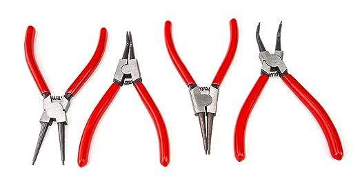 1247 Alicates Alicates para tubos de horquilla (seege Anillo ...