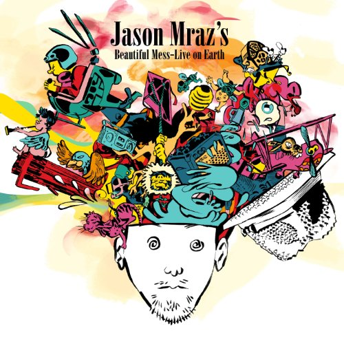 Jason Mraz - Beautiful Mess Live On Earth - Zortam Music