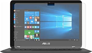 """PcProfessional Screen Protector (Set of 2) for Asus 2 in 1 Q324UA 13.3"""" Touchscreen Laptop Anti Glare Anti Scratch filter radiation"""