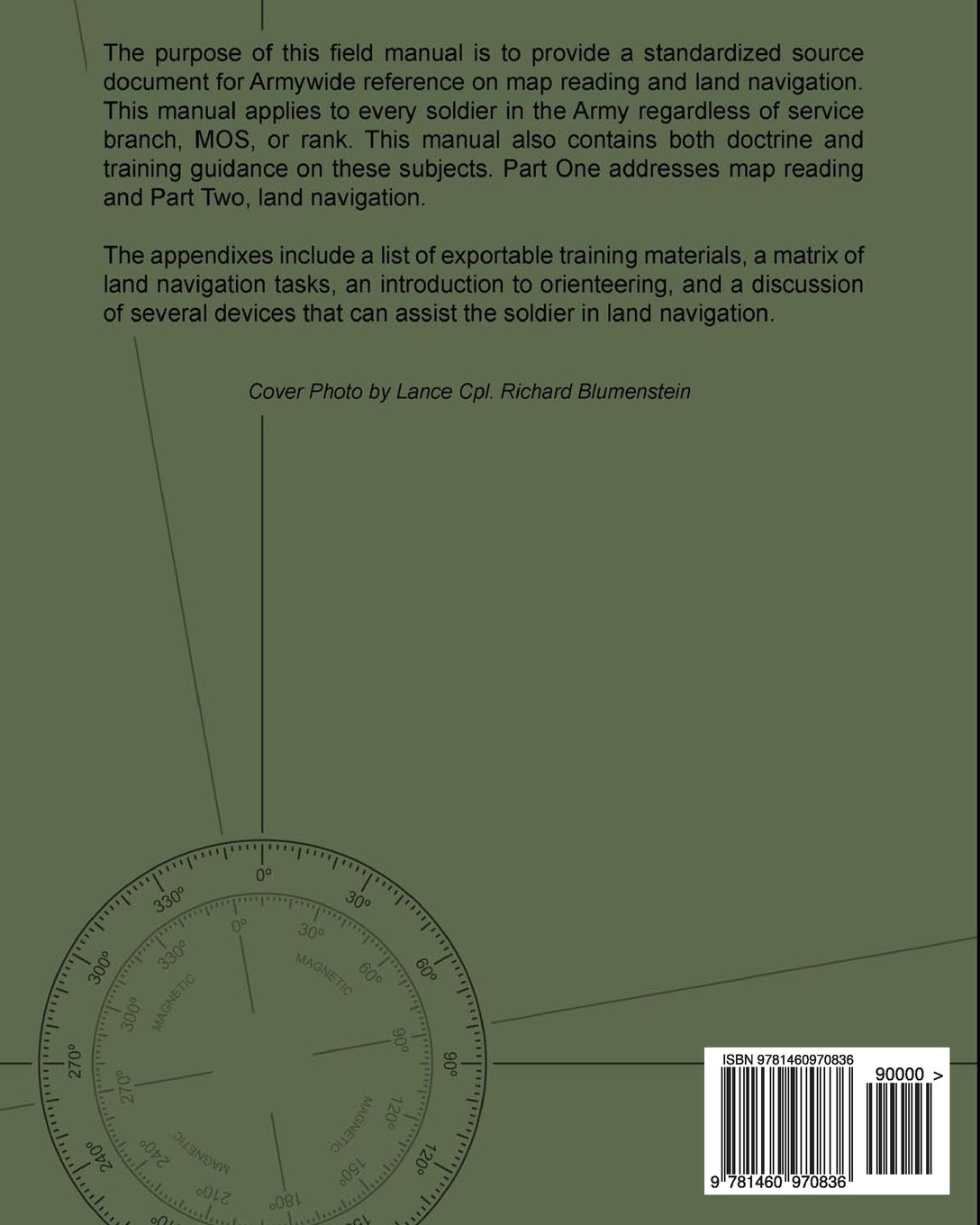 Map Reading And Land Navigation FM Department Of The - Us army guide to map reading and navigation