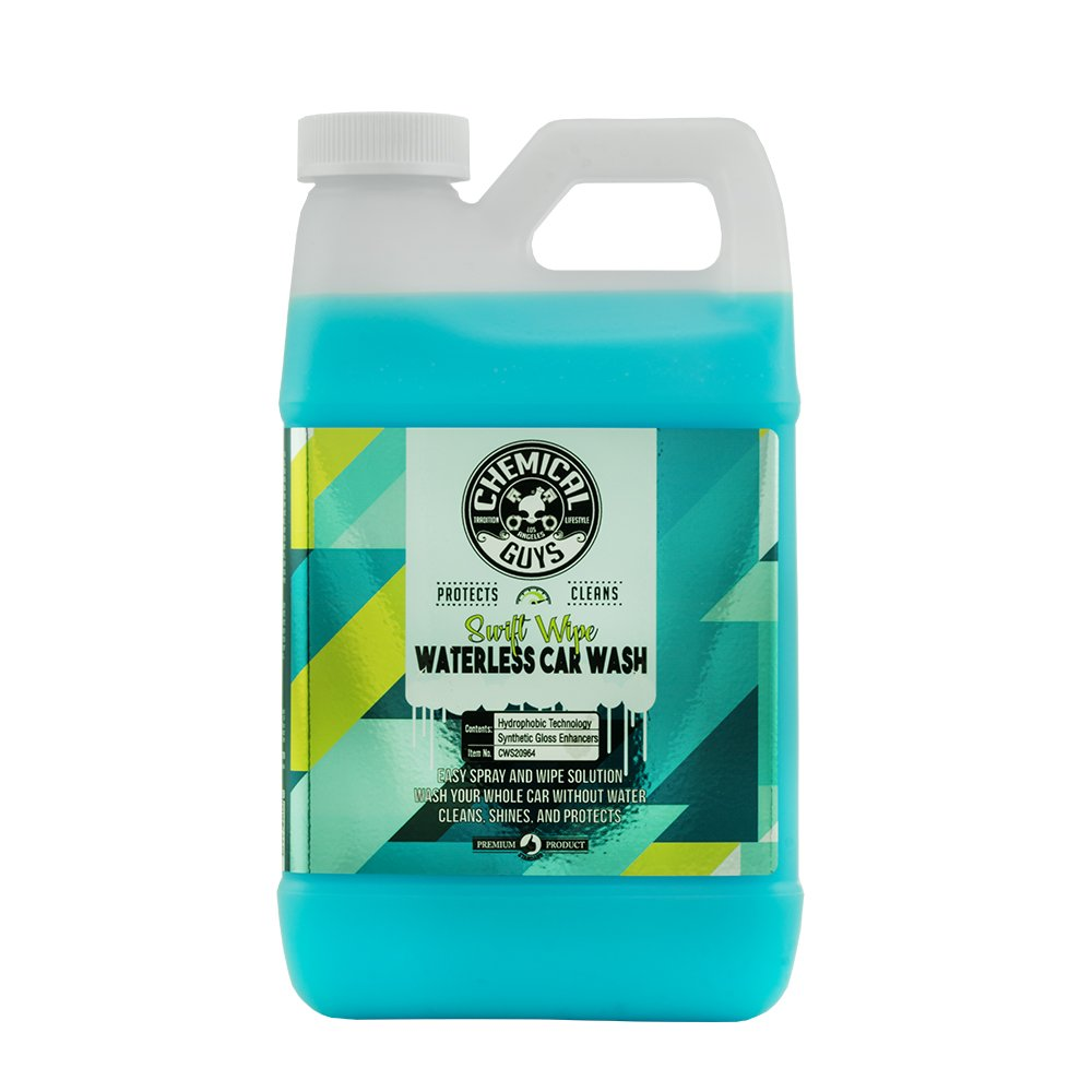 Chemical Guys CWS20964 Swift Wipe Waterless Car Wash, 64. Fluid_Ounces