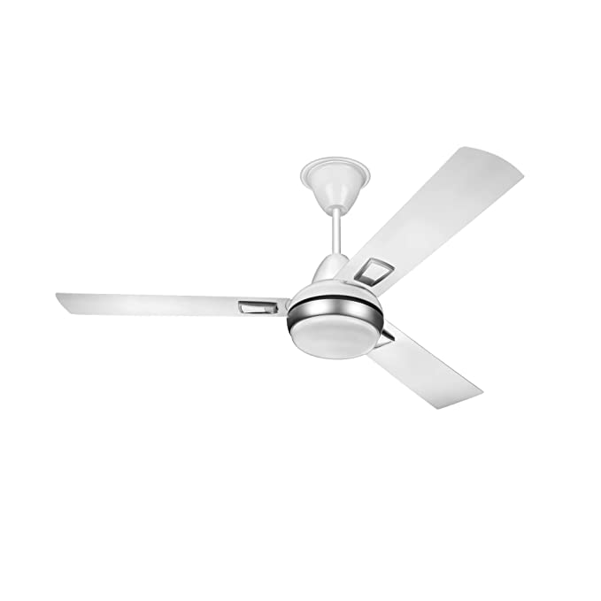 Buy Syska Arty Led 1200mm Ceiling Fan (White/Grey) Online at Low Prices in India - Amazon.in