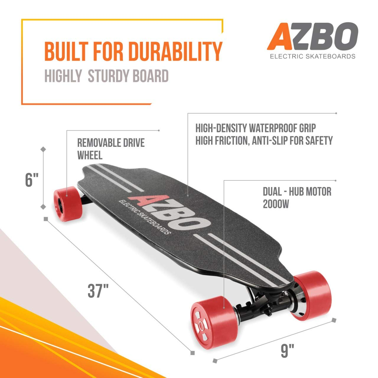 Top 13 Best Electric Skateboard In 2019 [Review & Buying Guide] 7
