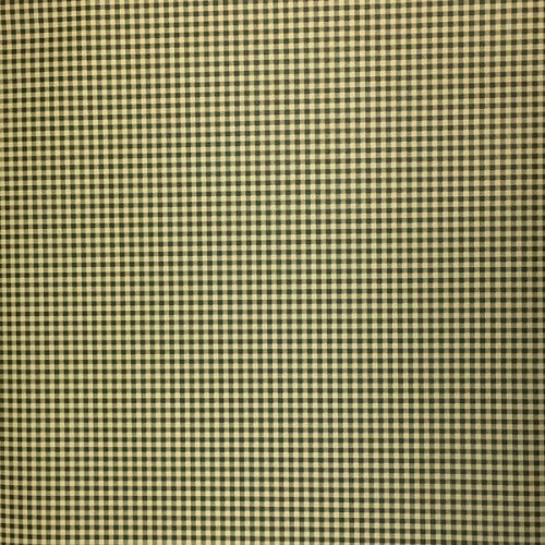 - Gingham check wallpaper green and beige pattern no. H3147 from International