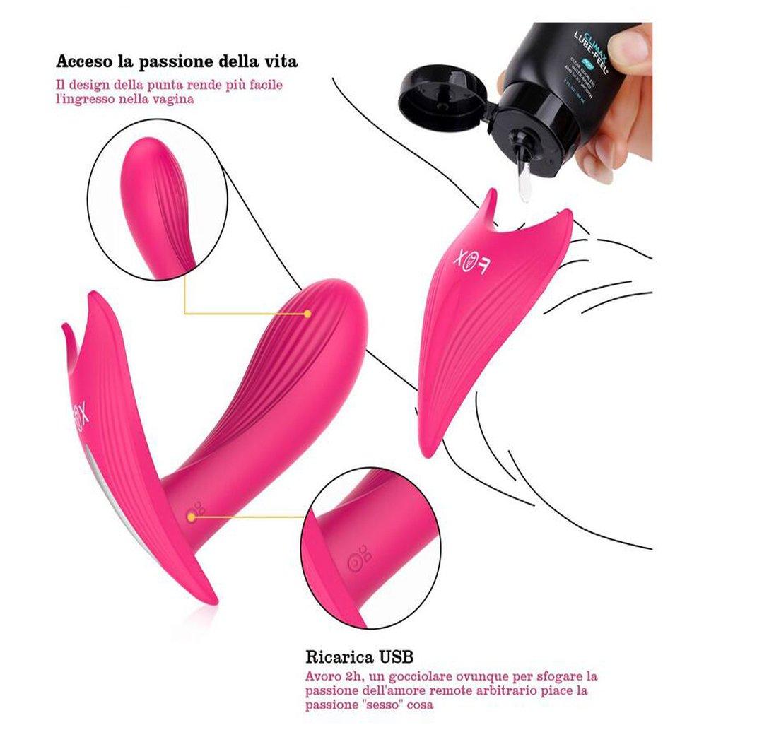 CRMM Mujer Vibrador, Punto De Estimulación G Vibrator Strong Vibrations Recargable E Impermeable Handheld Magic Wand Vibrator G f30320
