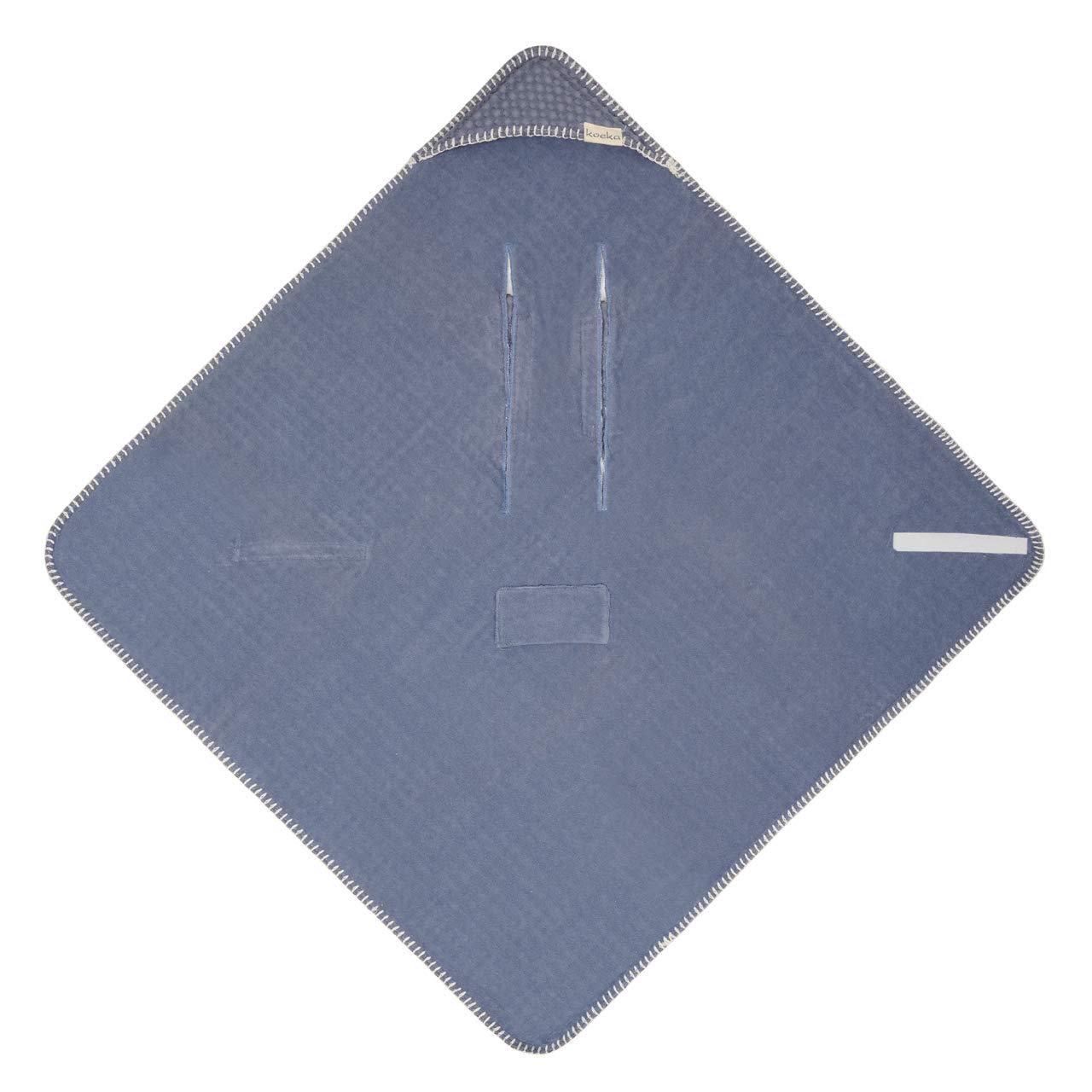 maxi-cosi Koeka Wickeltuch F/ür Unterwegs 3//5-punktgurt Antwerp Misty Mint One