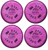 3M 2097 P100 Particulate Filter with Organic