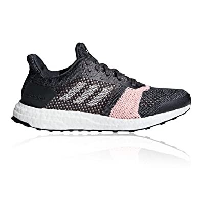 buy online b7d6e 5baeb adidas Damen Ultraboost St W Fitnessschuhe Mehrfarbig (Multicolor 000) 38 2 3  EU