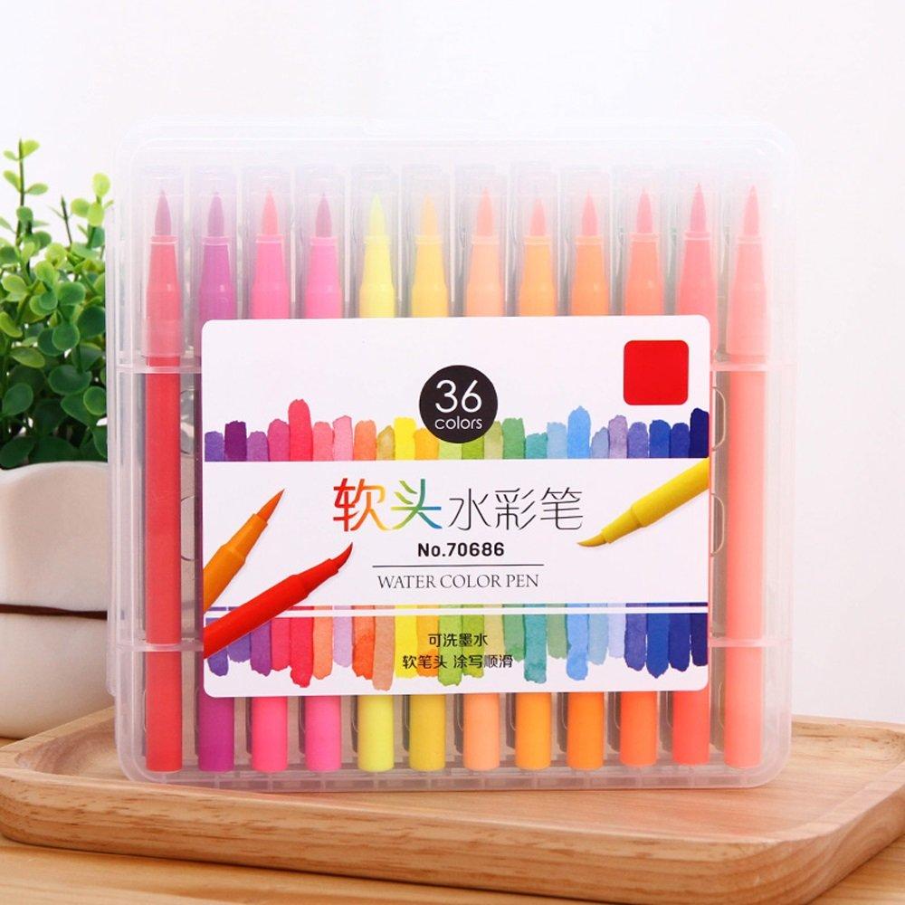 Graffiti 36 Farbe Art Zeichnung Farbeing Marker - - - Aquarell Pen Boy Girl (Farbe   48) B07FN27ZDJ | Treten Sie ein in die Welt der Spielzeuge und finden Sie eine Quelle des Glücks  1c0c21