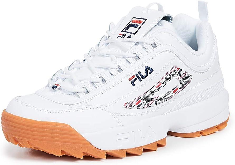 Fila Disruptor II Haze - Zapatillas deportivas para hombre: Amazon.es: Zapatos y complementos