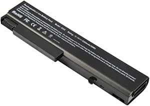 AC Doctor INC Laptop Battery for HP EliteBook 6930p 8440p 8440w Compaq 6530b 6535b 6730b 6735b ProBook 6440b 6450b 6540b 6550b, 5200mAh/11.1V/6 Cell