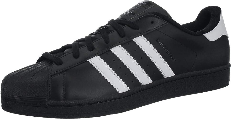 adidas Superstar Basket Mode Homme Noir 48 23:
