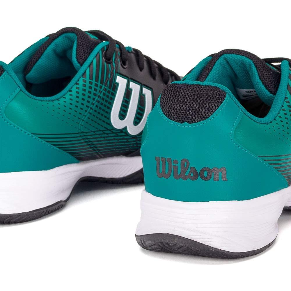 ccbf046789a Tênis Wilson Ace Plus Preto e Verde  Amazon.com.br  Esportes e Aventura